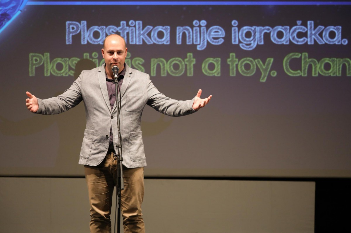Predsednik festivalske žirije v Beogradu